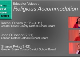 Video thumbnail - Religious Accommodation